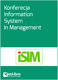 Konferencja Information System in Management