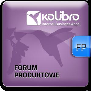 Forum produktowe