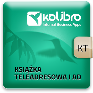 Ksiazka teleadresowa i AD