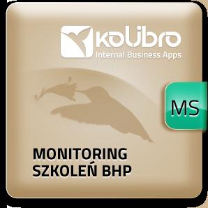 Monitoring szkolen BHP
