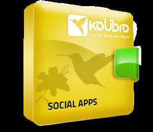 Social APPS 3D